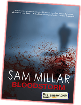 Bloodstorm by Sam Millar